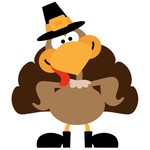 mcstuffin turkey pilgrim