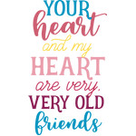 your heart and my heart quote