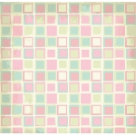 may day paper funky squares