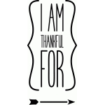 i am thankful for