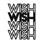 'wish' outline words