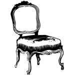 antique - vintage chair