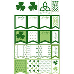 st. patrick's planner stickers