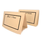 rectangle place card