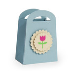 tulip favor bag