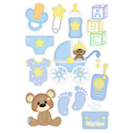 baby boy planner stickers