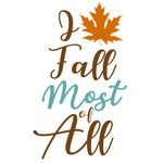 i love fall most