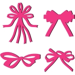 ribbon bow set