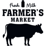 farm fresh milk farmer's market
