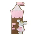 rabbit castle card