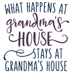 what happens at grandma's
