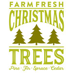 farm fresh christmas tree