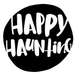 happy haunting seal