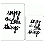 little things journaling card