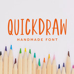 quickdraw font