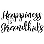 happiness is grandkids