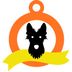 scottish terrier dog tag