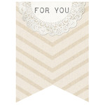 for you vintage tag