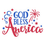 god bless america phrase