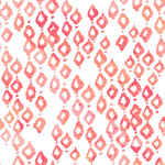 pink tribal diamonds pattern