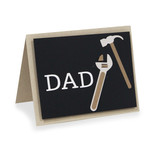 dad tool folded card