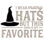 i wear many hats