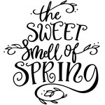 the sweet smell of spring