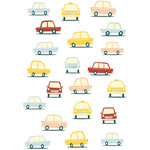 vintage retro car stickers
