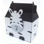 cute zebra box