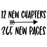 12 new chapters 365 new pages