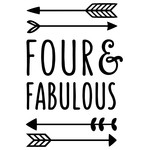 four and fabulous phrase