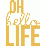 simple stories-oh hello life