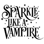sparkle like a vampire quote