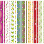 spring flowers washi strips