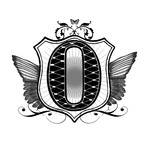 winged o monogram