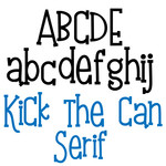 pn kick the can serif