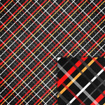 pirate plaid background paper
