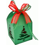 lantern tree christmas box