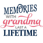 memories made with grandma phrase