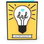a2 card lightbulb dad