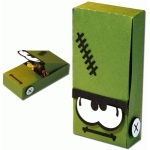 frankenstein slider hatch treat box