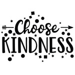 choose kindness arrow quote