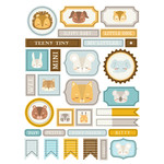 ml baby baby animals stickers