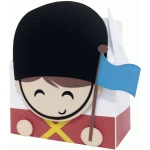 cute soldier box