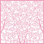 magnolia branch background