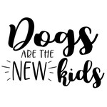 dogs are new kids