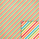 summer stripes background paper