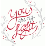 you are my light