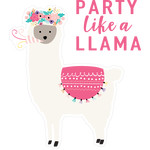 party like a llama