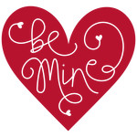 be mine heart phrase